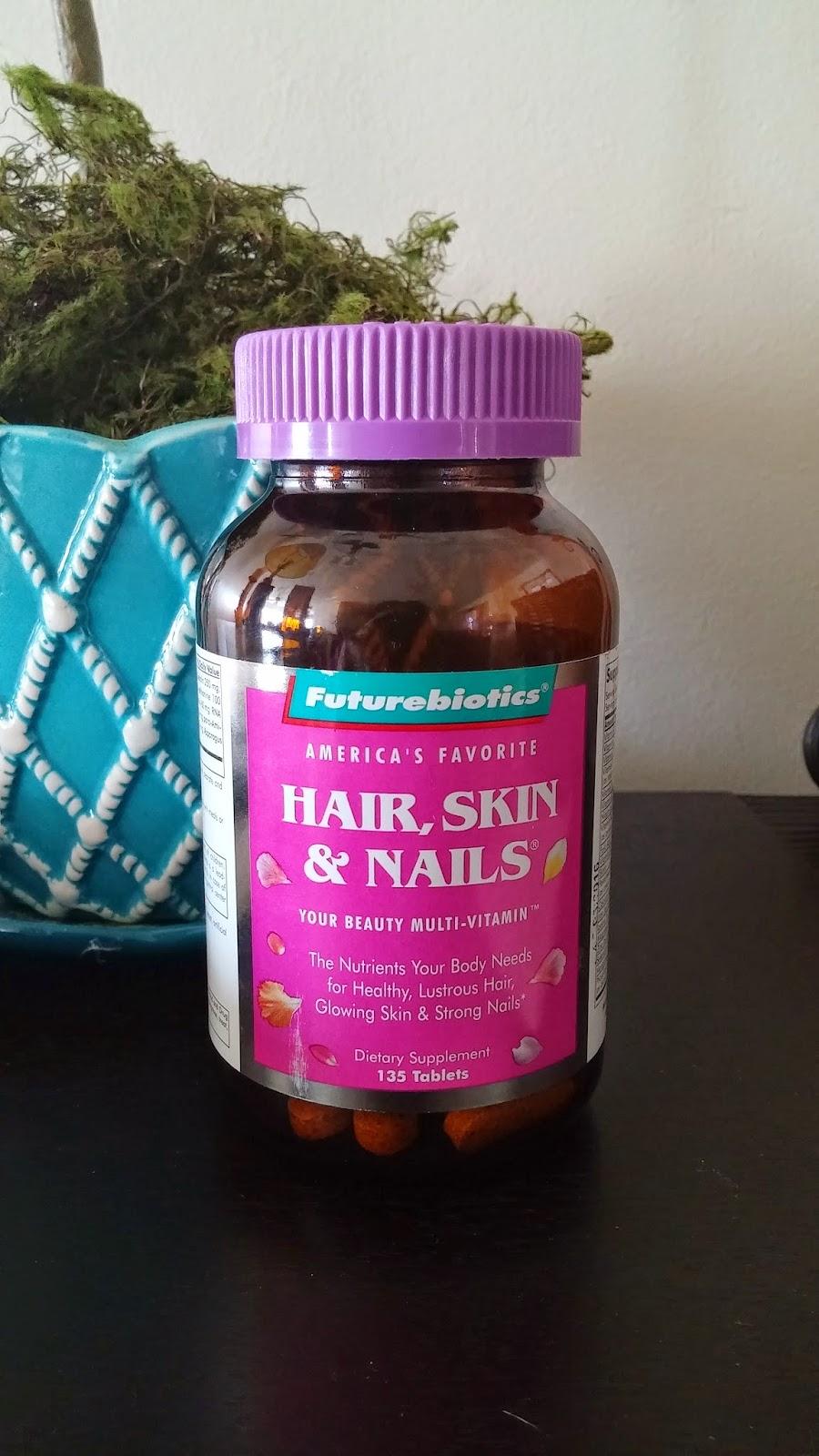 Futurebiotics Hair, Skin and Nails Review