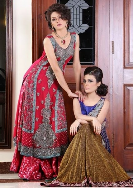Hareer By Shez Formal Collection 2014