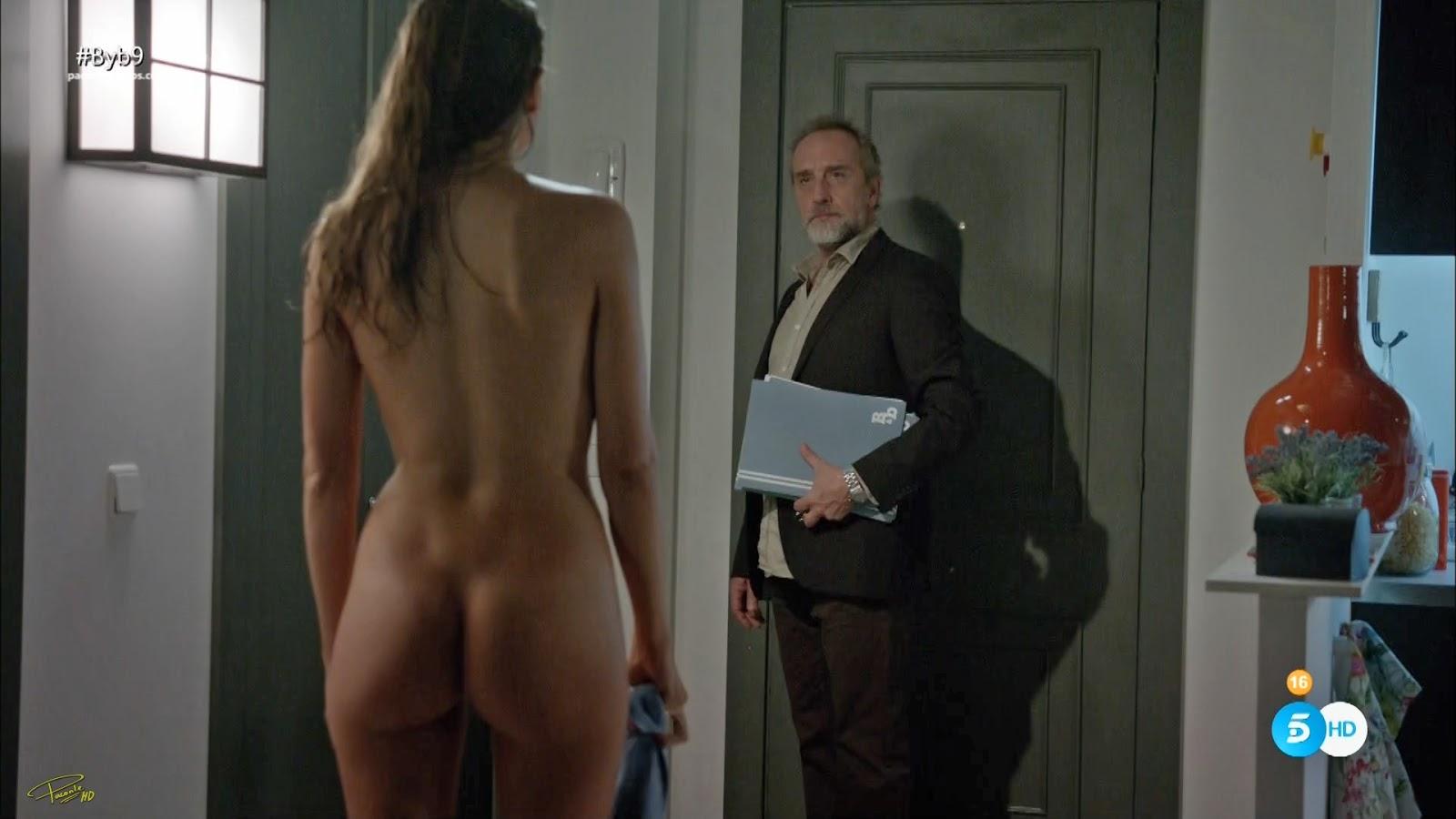 Macarena gomez escena sexo dagon