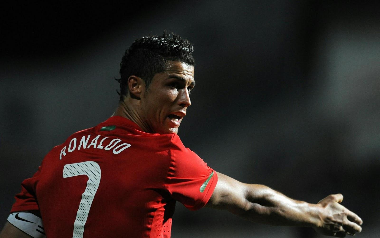 Aksi Simpatik Ronaldo untuk Bocah Pengidap Kanker