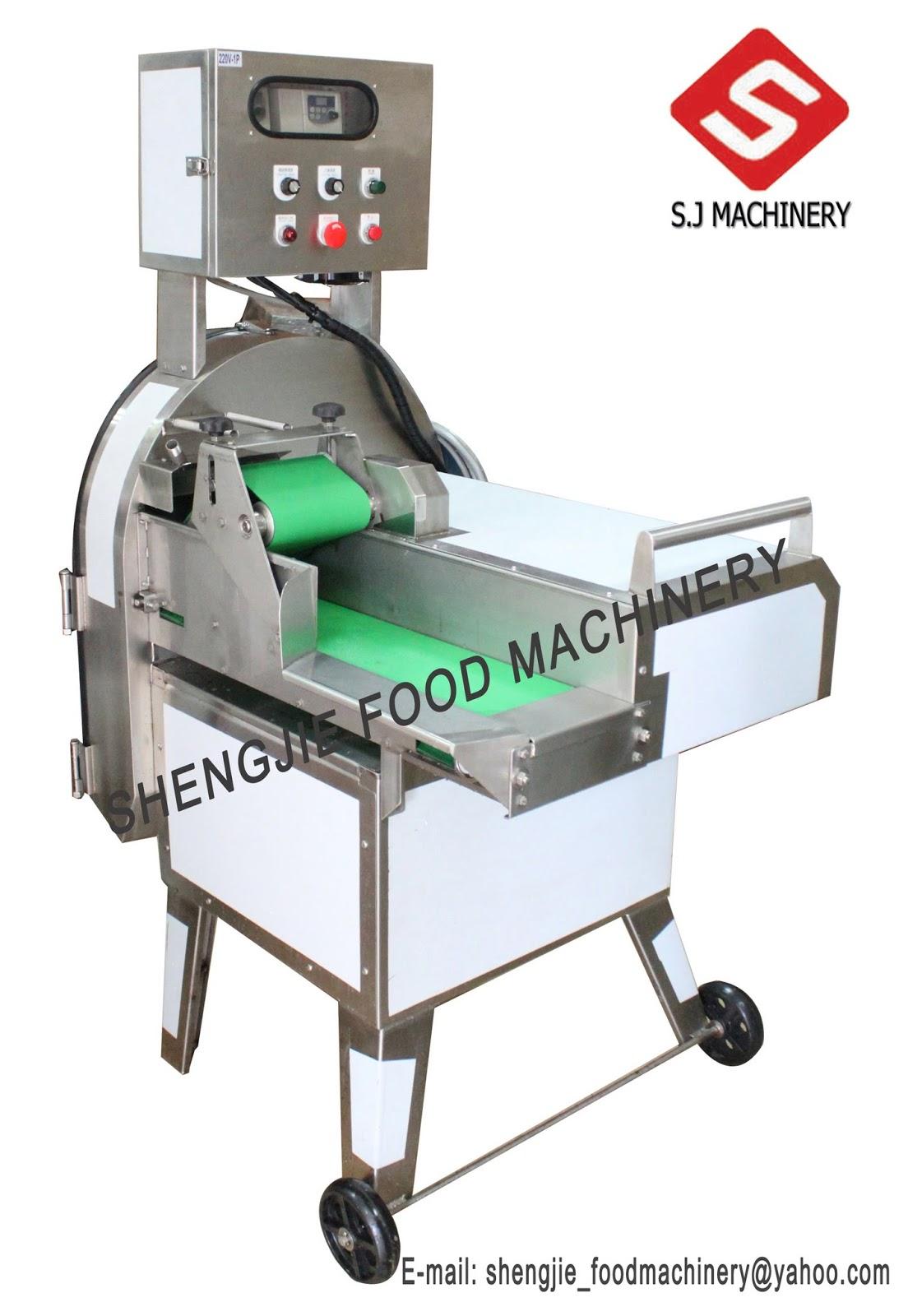 papaya shredder machine
