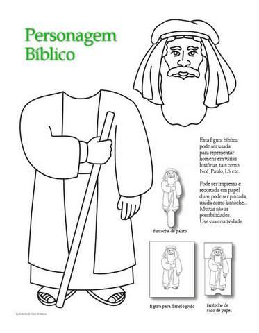 Desenhos Evangélicos para RECORTAR E COLAR. - Aprender e ...