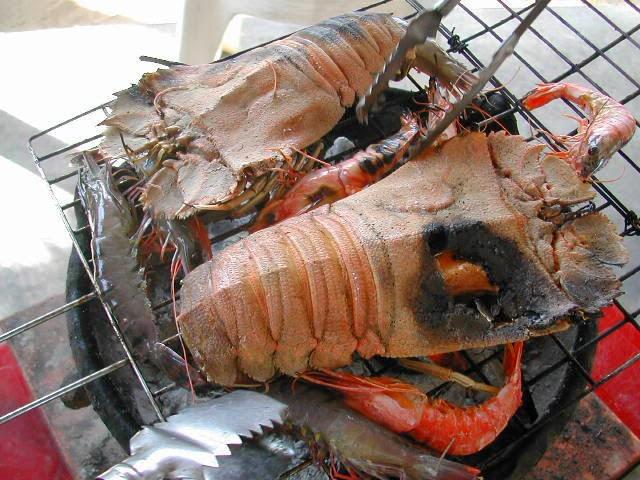 Crayfish Cà Mau (TômTít Cà Mau)2