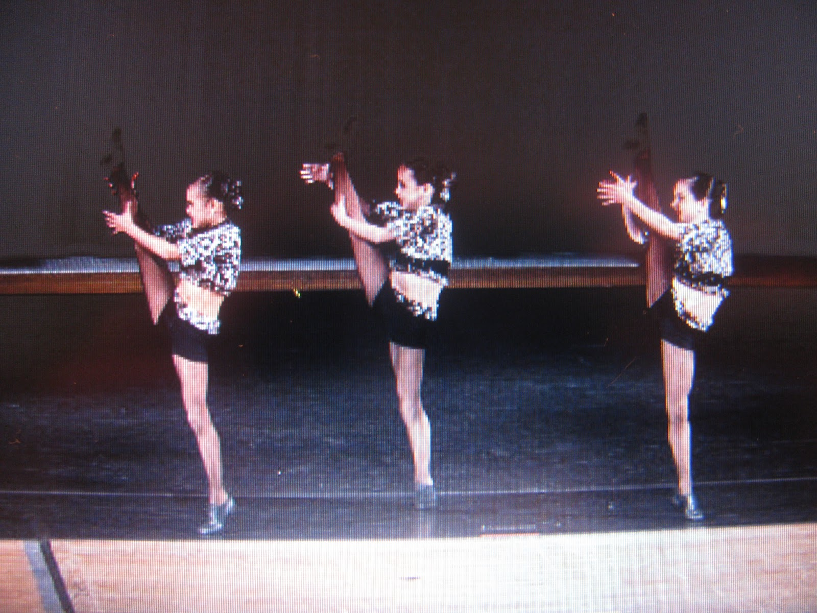 Didnt Dance Job