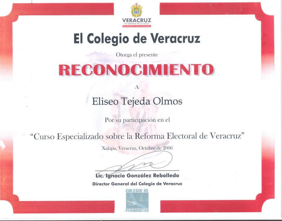 Reforma Electoral de Veracruz