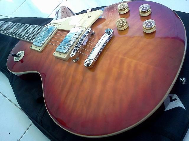 TOKO GUITAR SANTOS Gibson Guitar