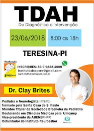 DR.CLAY BRITES EM TERESINA