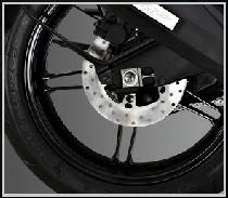 Yamaha R15 2.0 rear disc brake