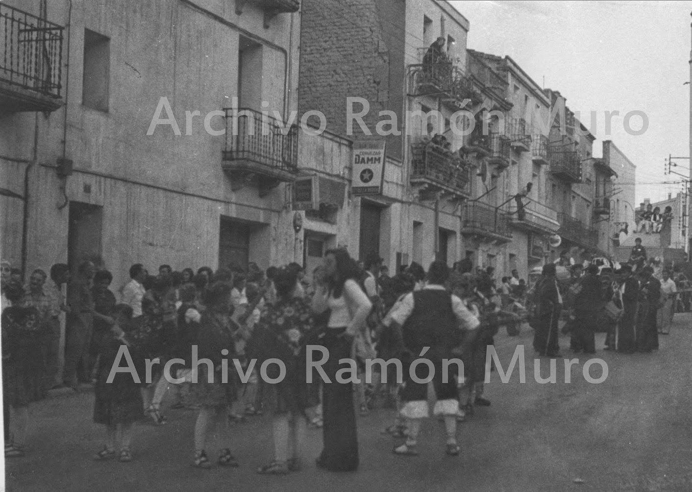 Fiestas de Binéfar - Fotos desfile