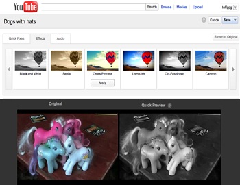 Youtube Video Editing Tool Available Soon