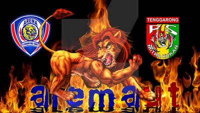 AREMA vs MITRA KUKAR Piala Jenderal Sudirman 2016