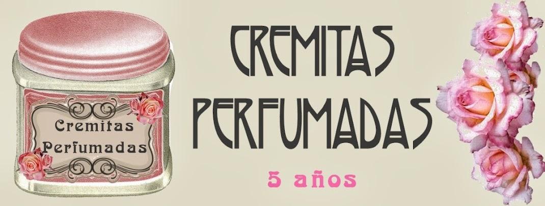 Cremitas Perfumadas