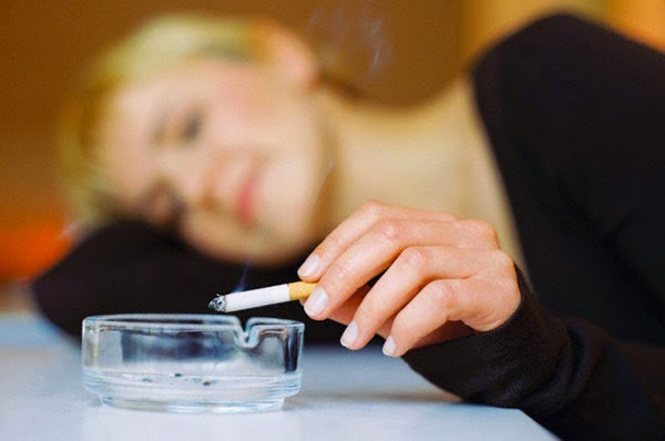 parando de fumar