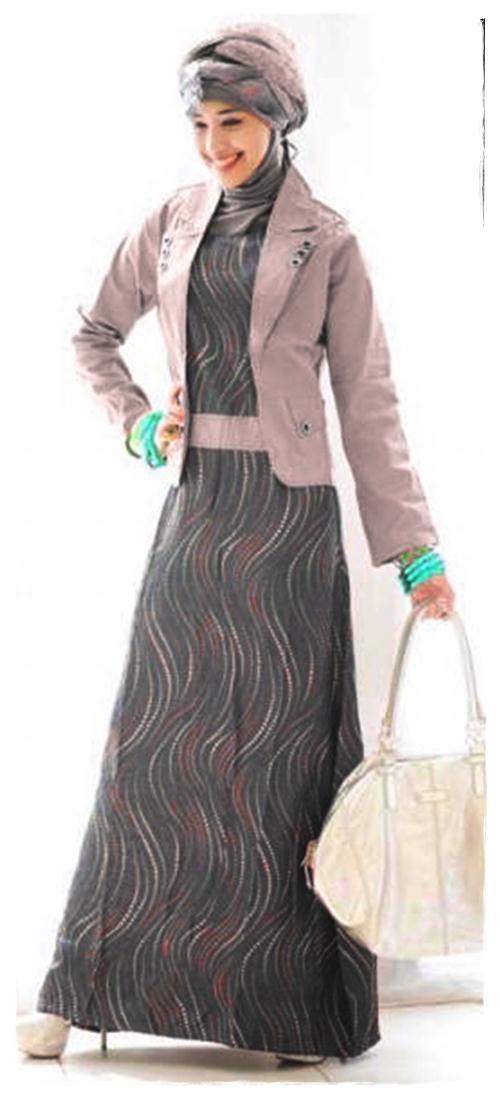 Pilihan Model Gamis Batik Terbaru 2013 Tattoo Design Bild