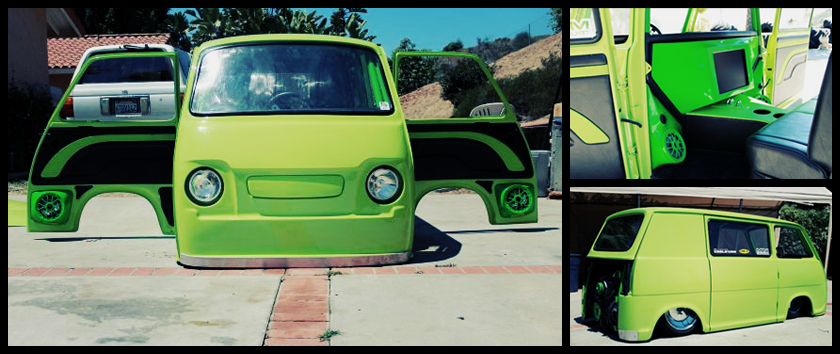 Craig List Custom Van