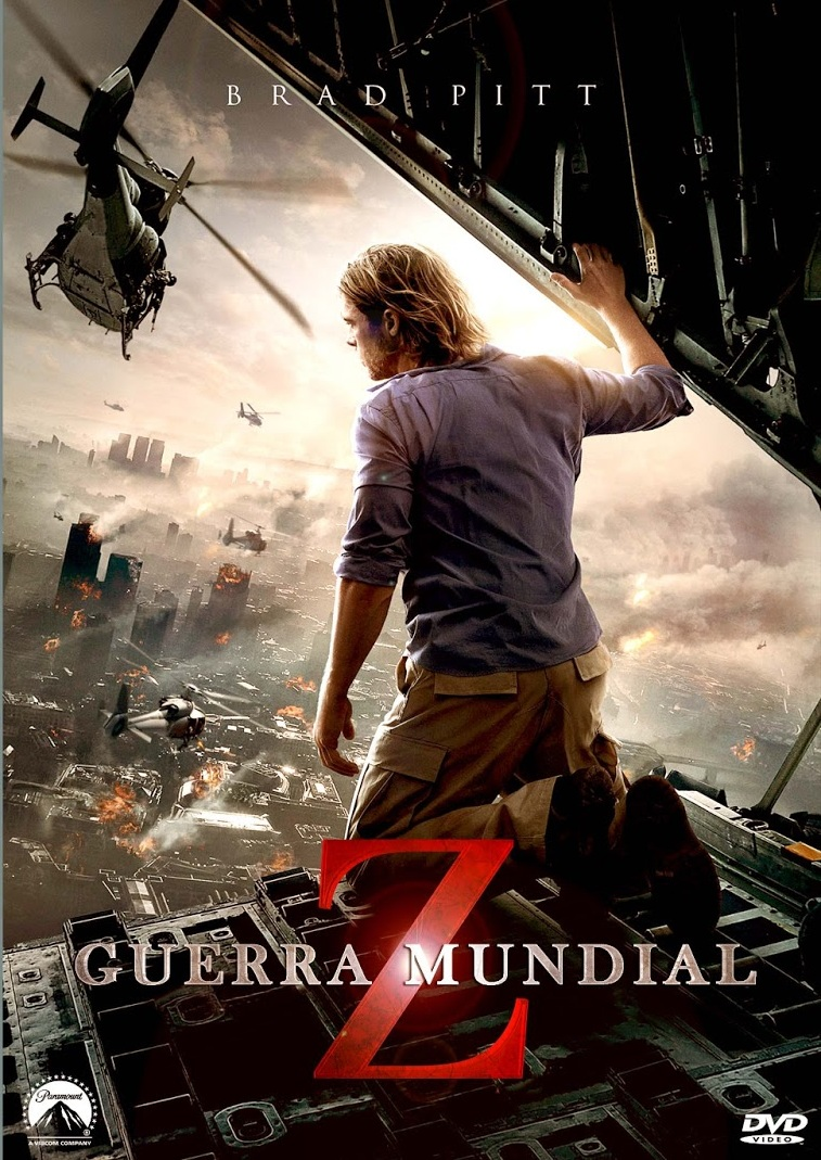 Guerra Mundial Z – Legendado (2013)
