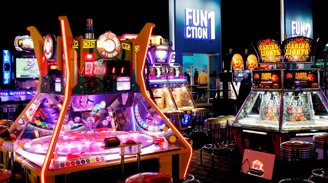 Dave and Buster's Orlando