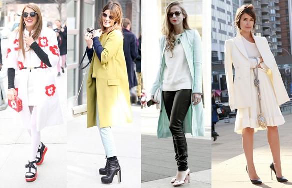 Tendencias street style Nueva York