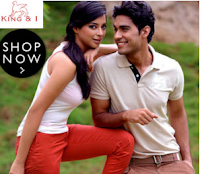 Amazon : Buy KING and I Clothing70% off to 80% off from Rs.299