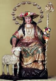 La Divina Pastora de Cantillana España
