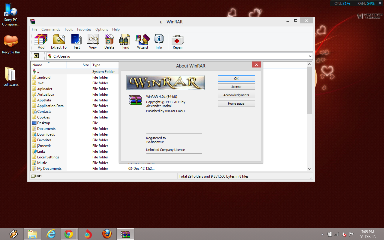 winrar cracked download 64 bit