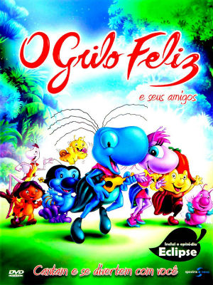 Download - O Grilo Feliz e Seus Amigos - DVD-R
