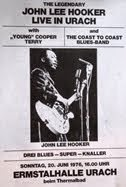 JOHN LEE HOOKER in URACH