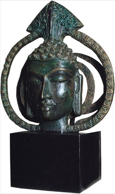 Sculptures of Prof. Sarath Chandrajeewa