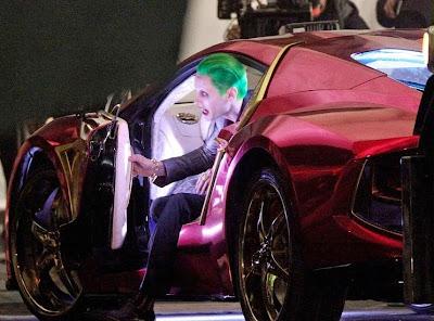 Leaked Joker and Harley Quinn