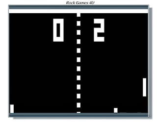 Pong Game 123