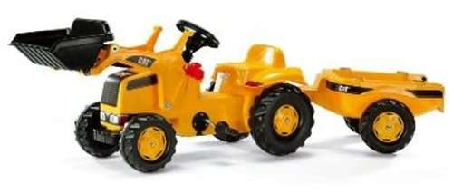 Cat Power Wheels Tractor : Kettler cat kid tractor review and discount cheap kids toys