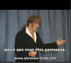 Abraham Hicks francais  La loi d'attraction
