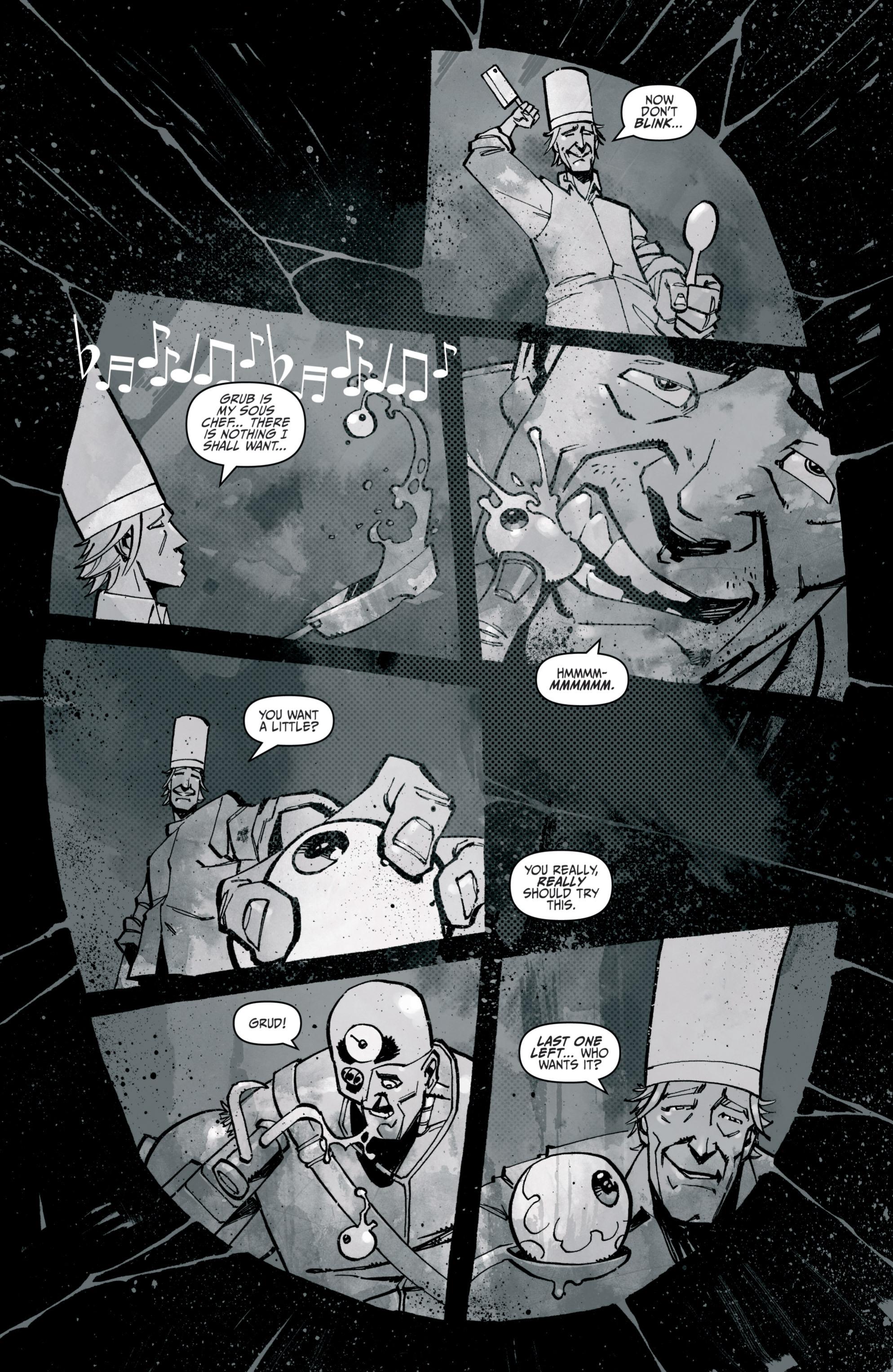 Read online Judge Dredd (2012) comic -  Issue # _TPB 3 - 63