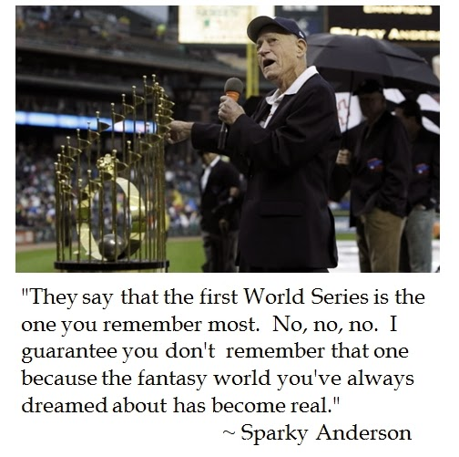 Baseball Quotes Sparky Anderson