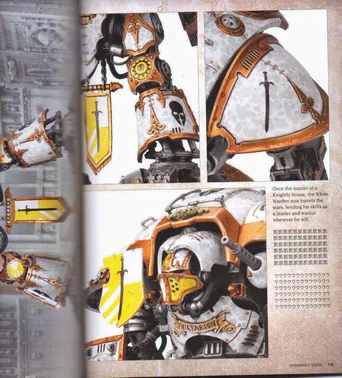 Errores Warhammer: Visions, número 3, página 175