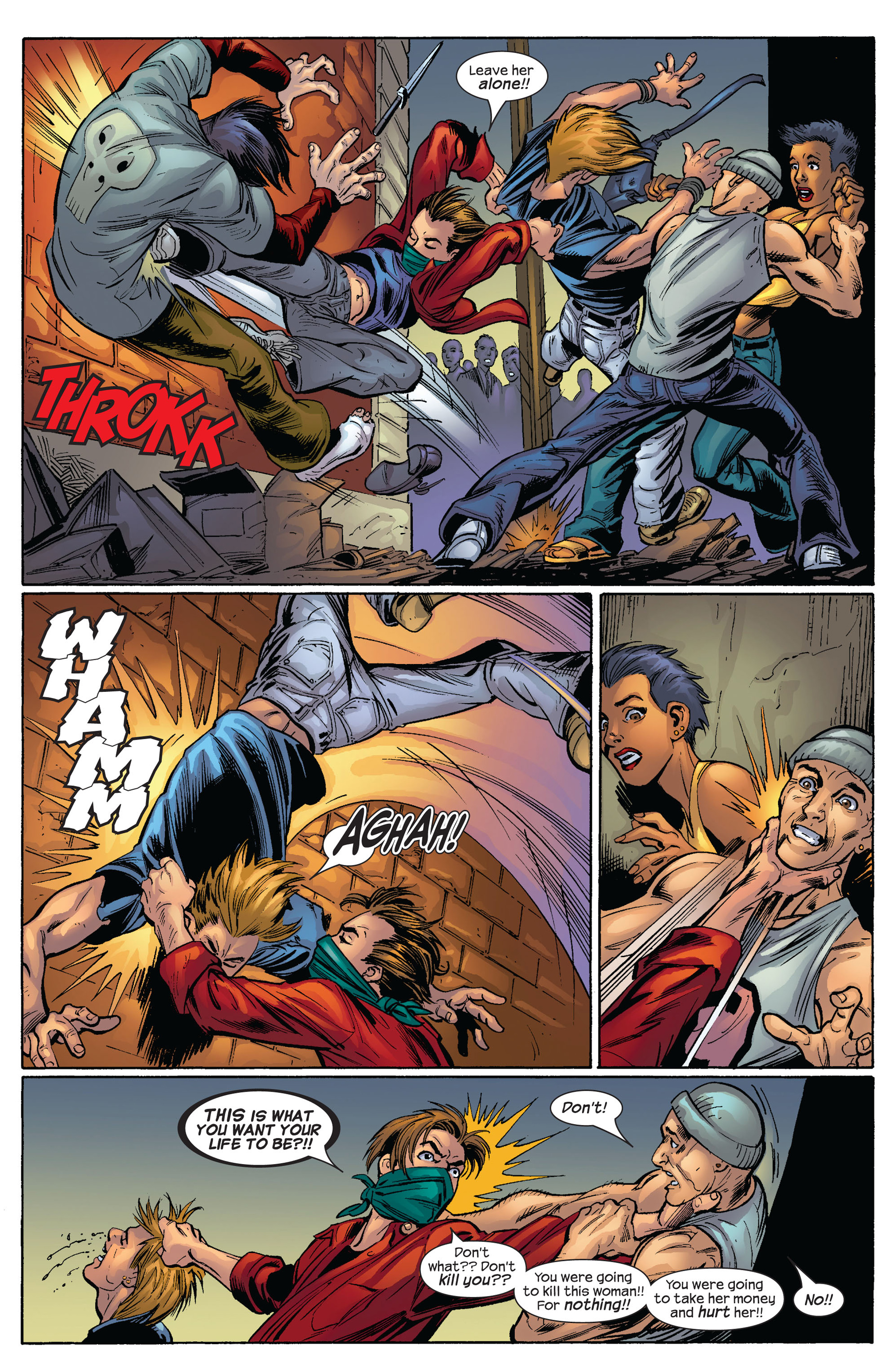 Ultimate Spider-Man (2000) Issue #65 #69 - English 18
