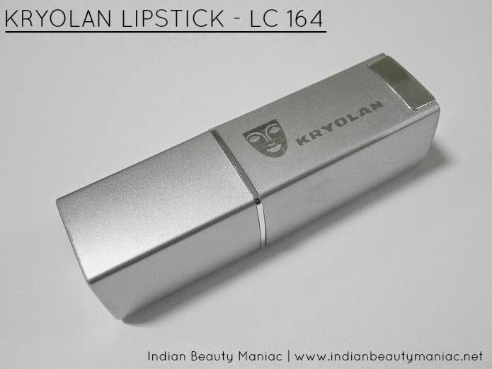 Kryolan Lipstick in LC 164 Review