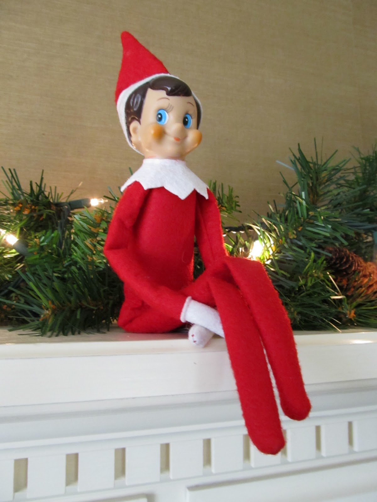 Little known happiness the elf on the shelf for Elf on the shelf pooping on cookies