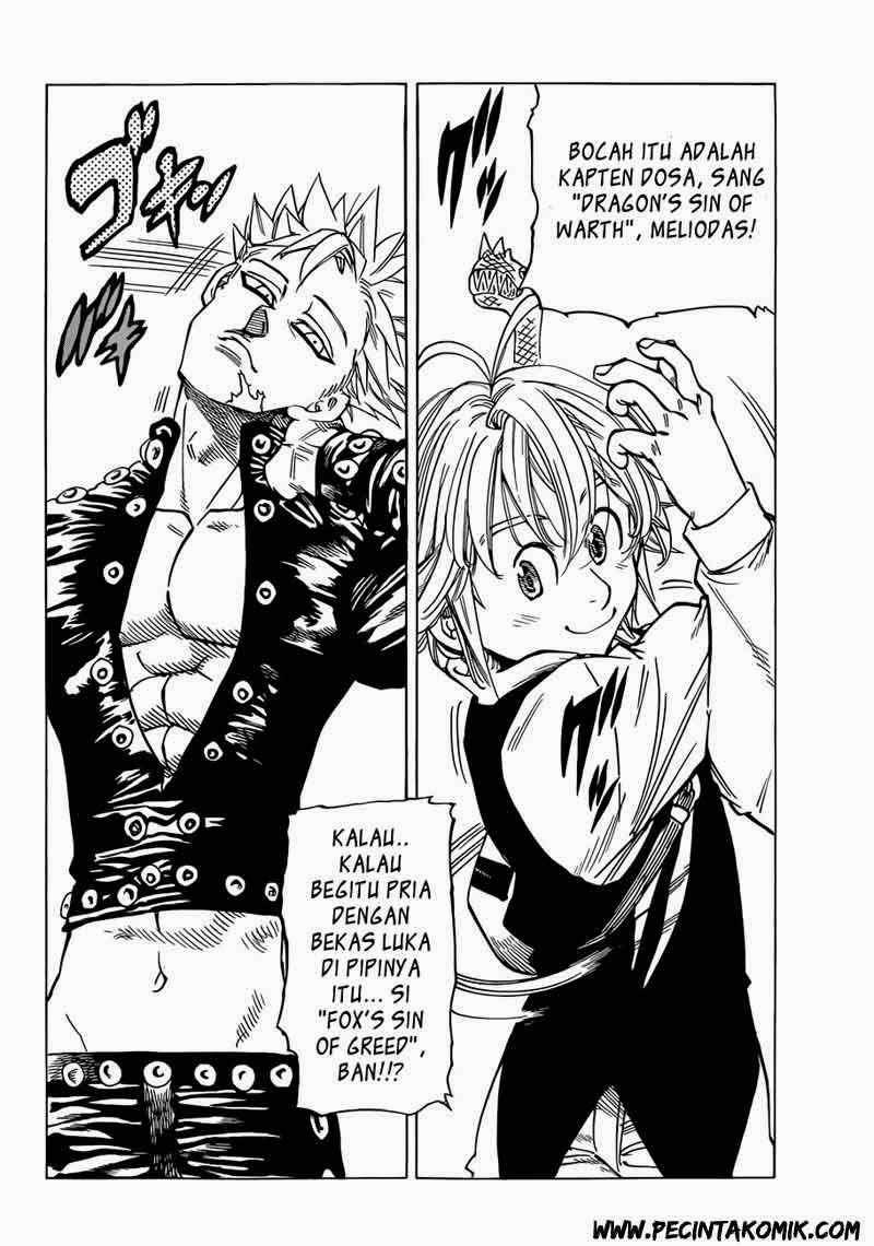 Nanatsu No Taizai Chapter 34-2