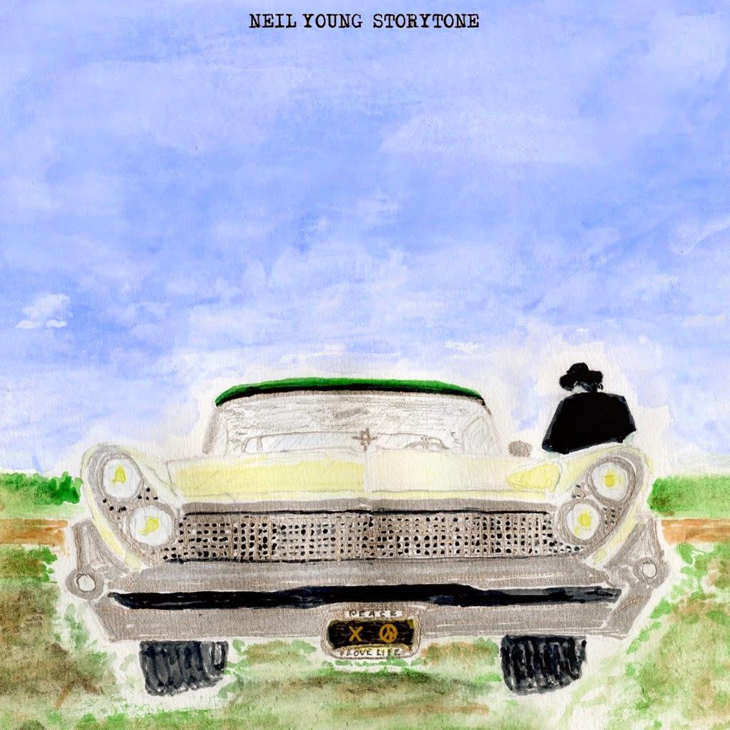 NEIL YOUNG - (2014) Storytone