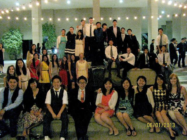 Spring Banquet 2013 // Senior Class
