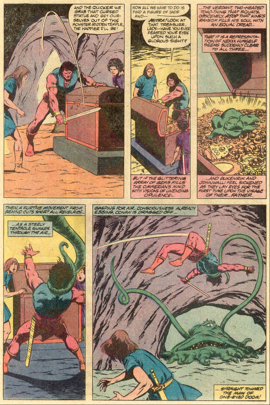 Conan the Barbarian (1970) Issue #125 #137 - English 19