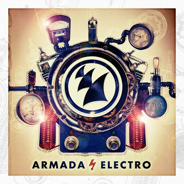 Various Artists - Armada Electro  Cover