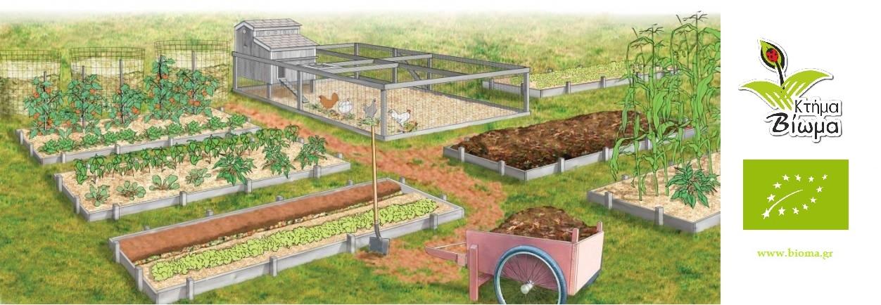 Κτήμα Βίωμα - Βιολογικός Λαχανόκηπος