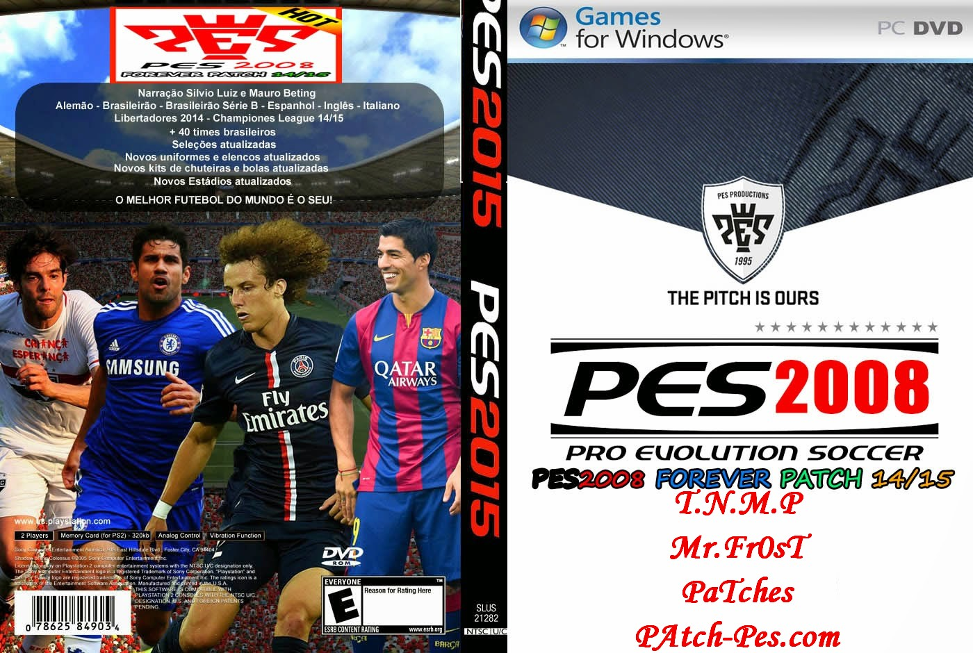 Pes psp 2008 classic patch para android khmer phone youtube.