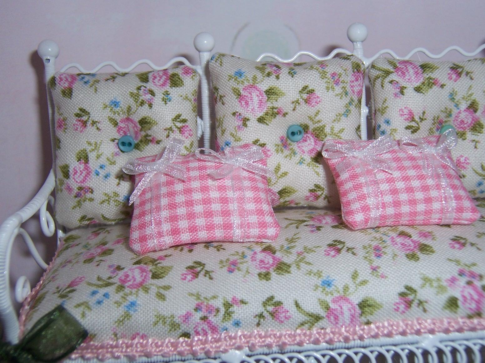 Edenminiaturas sofa de forja - Sofas de forja ...
