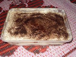 Tiramisu kek 1 tupperware RM20.00
