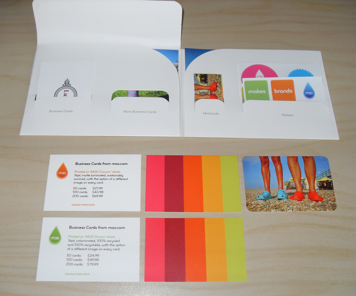 Moo Business Cards Expensive Image collections - Card Design And ...