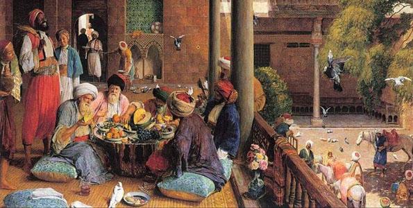 osmanlıda yaşam hayat ticaret