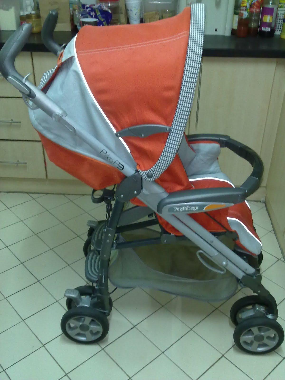 Twinklebibi Stroller Peg Perego Pliko P3